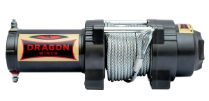 Лебедка для квадроцикла DRAGON WINCH HIGHLANDER DWH 3500 HD