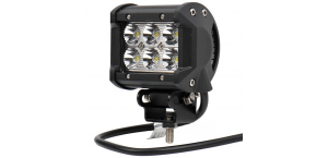 Фара ExtremeLED E031 18W 99mm ближний свет