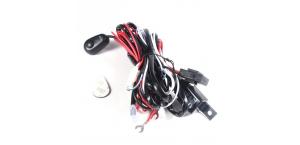 Комплект проводки для подключения LED фар мощностью до 120W