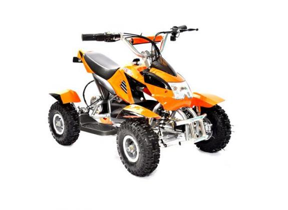 Детский электроквадрацикл HB-6 EATV 800