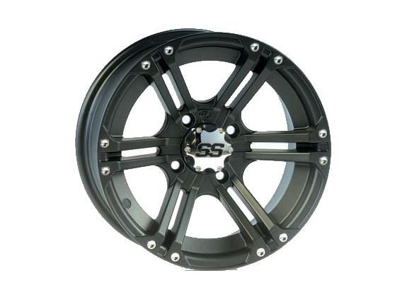 Колесный диск для квадроцикла ITP SS212 Black 14×8 5+3 4/136