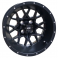 Колесный диск для квадроцикла ITP Hurricane 12×7 6+1 4/115