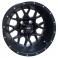 Колесный диск для квадроцикла ITP Hurricane 12×7 5+2 4/115