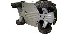 Защита днища Rival для квадроцикла CFMoto 625 (2020+) 2444.8103.1
