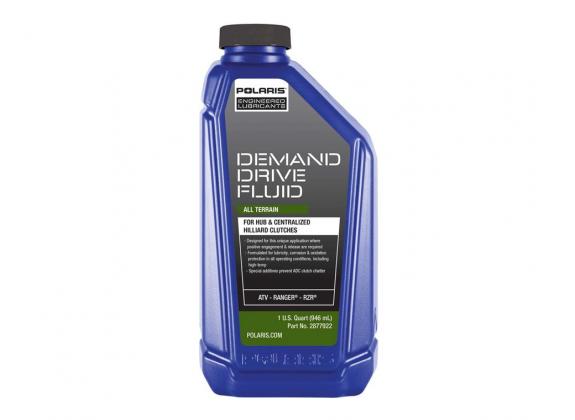 Масло для переднего редуктора Polaris Demand Drive Fluid