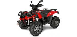 Квадроцикл Linhai 500 ATV-D