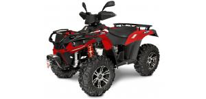 Квадроцикл Linhai 400 ATV-D