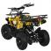 Детский Квадроцикл Profi HB-EATV 800N желтый камуфляж