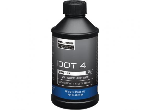 Тормозная жидкость 2872189 BRAKE FLUID DOT 4