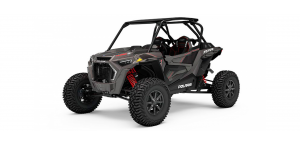 Багги Polaris RZR XP Turbo S Matte Titanium