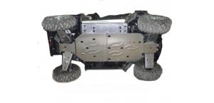 Защита днища UTV Polaris RZR 1000 Turbo