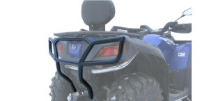 Кенгурятник задний Rival для CFMoto X8 (2012+) 444.6840.1