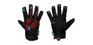 Перчатки Impact GraphiteRed