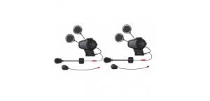 Мотогарнитура SENA 10S комплект на 2 шлема