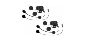 Мотогарнитура SENA SMH5-FM-UNIV комплект на 2 шлема