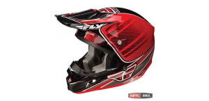 Мотошлем FLY F2 Trey Canard Replica [RED]