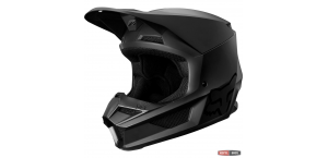 Мотошлем FOX V1 MATTE HELMET [BLACK]
