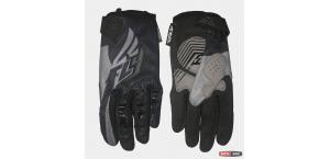 Мото перчатки FLY KINETIC GLOVE [BLK/GRY]