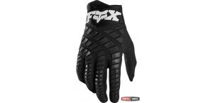 Мото перчатки FOX 360 GLOVE [BLACK WHITE]