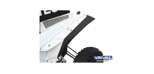Расширители арок (узкие) Rival для багги Polaris RZR 1000 (2013+) S.0039.1