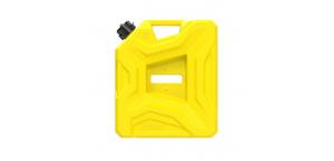 Канистра Tesseract экспедиционная 10л, цвет желтый для квадроцикла или багги