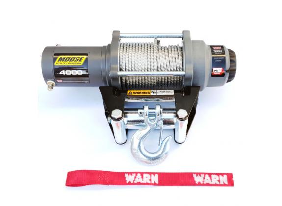 Лебедка для квадроцикла WARN VANTAGE 4000 89260 из дистрибуции Moose Utility Division