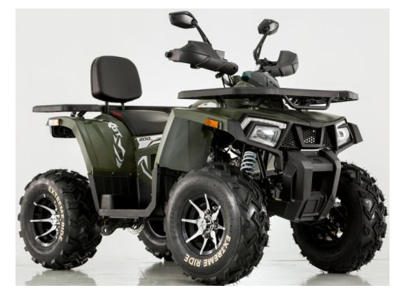 Квадроцикл Comman ATV Shark 200