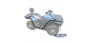 Боковая защита Rival для CFMoto X5 H.O. (2015+), X6 (2019+) 444.6856.1
