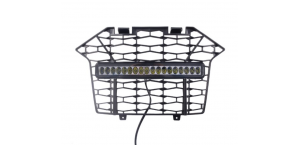 Решетка радиатора с фарой X-ATV для UTV Polaris RZR Turbo PRO XP (2014+) HS003, 5456612-070