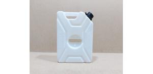 Канистра GKA экспедиционная 5л, цвет белый для квадроцикла или внедорожника GKA-CAN-5L-WHT