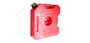 Канистра GKA экспедиционная 12л, цвет красный для квадроцикла или внедорожника GKA-CAN-12L-RED