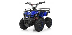Детский Квадроцикл Profi HB-EATV 800N-10 V3 с MP3 плеером синий