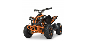 Детский квадроцикл Profi HB-EATV 1000Q-7ST V2 Оранжевый