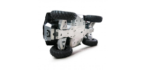 Защита днища Rival для Polaris RZR 570 EFI (2012+) 444.7407.2