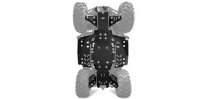 Пластиковая защита днища для CFMoto CFORCE 800 LUX ( X8 LUX c алюминиевыми рычагами)