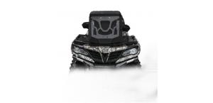 Вынос радиатора с комплектом шноркелей Rival для CFMoto X8, X8 H.O (2012+) 444.6887.1