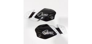 Защита рук для квадроцикла UFO Guardian с креплением. Цвет черный PM01656001