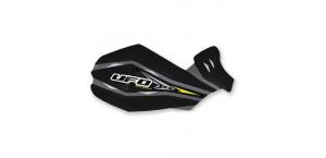 Защита рук для квадроцикла UFO Claw с креплением. Цвет черный PM01640001