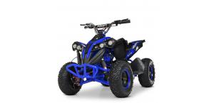 Детский квадроцикл Profi HB-EATV 1000Q-4ST V2 с MP3 Синий