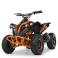 Детский квадроцикл Profi HB-EATV 1000Q-7ST V2 с MP3 Оранжевый