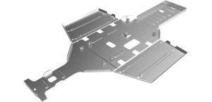 Защита днища алюминиевая для CFORCE 850 и CFORCE 1000