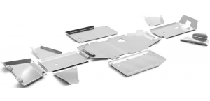 Алюминиевая защита днища для CFORCE 625