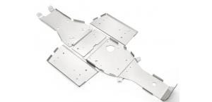 Защита днища алюминиевая для CFORCE 450 (2 местные модели)