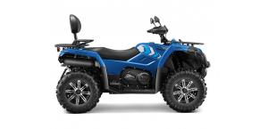 Квадроцикл CFMOTO CFORCE 450 MAX EPS - черный, синий