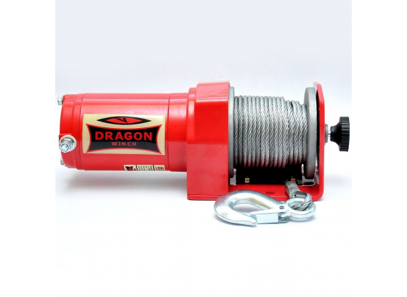 Лебедка для квадроцикла DRAGON WINCH MAVERICK 2000 ST