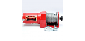 Лебедка для квадроцикла DRAGON WINCH MAVERICK 2500 ST