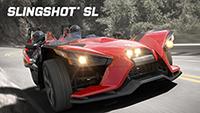 Новый спорткар Polaris Slingshot SL