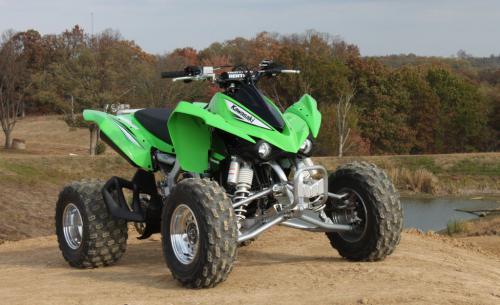 Kawasaki-KFX450